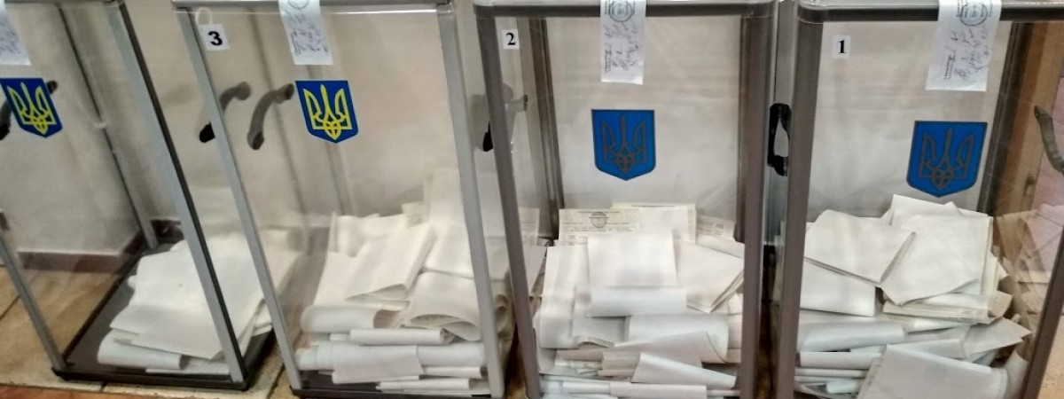 Голосування українців у Польщі. Прийшло менше третини внесених до списків виборців