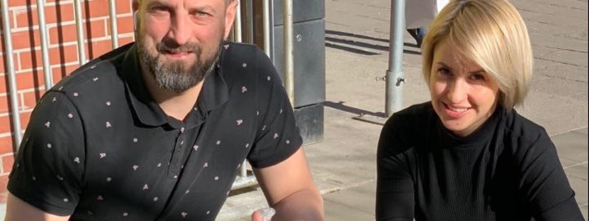 Як українці в Польщі допомагають пережити скруту іншим: шиють маски, роздають продукти і не тільки