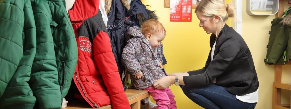 Жлобек, пшедшкола, зэрувка - все о дошкольном образовании в Польше