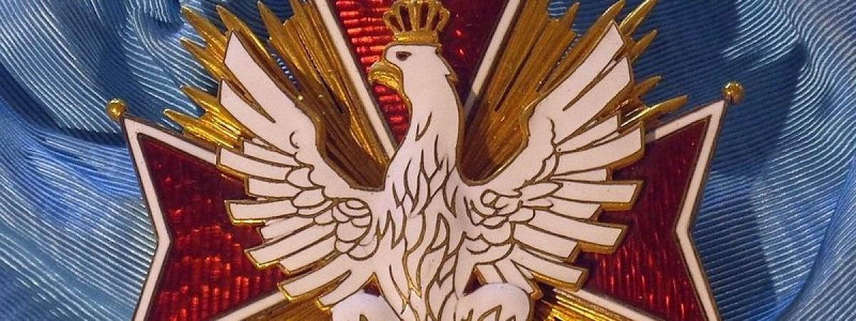 25 поляков, удостоенных Ордена Белого Орла - кто они и чем заслужили наивысшую награду