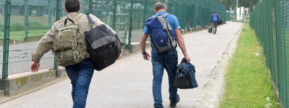 """Будуть """"обробки"""" на кордоні? В Україні вигадали новий спосіб зупинити трудову міграцію"""