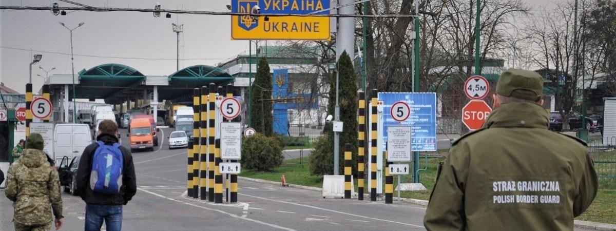 На кордоні у Медиці попався українець, якого підвела надмірна хитрість