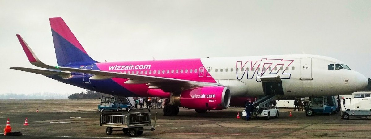 Новий напрямок Wizz Air до Польщі з Запоріжжя з 30 березня