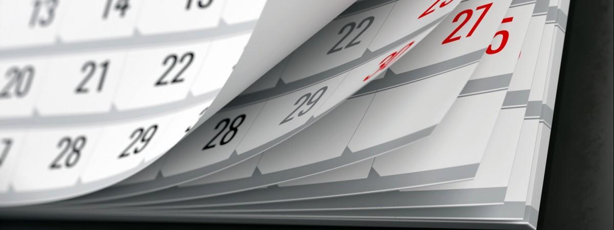 Календар свят в 2018: коли взяти відпустку?