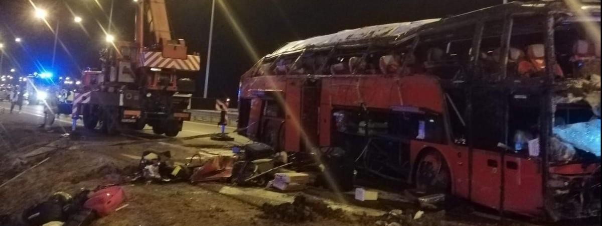 Жертва №8: помер ще один українець, постраждалий у березневій аварії автобуса в Польщі