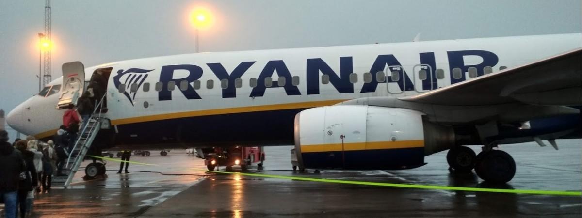 Авіаквитки з Польщі в Україну від 18 зл. Ryanair оголосив швидкий розпродаж 4fbf134c90d01