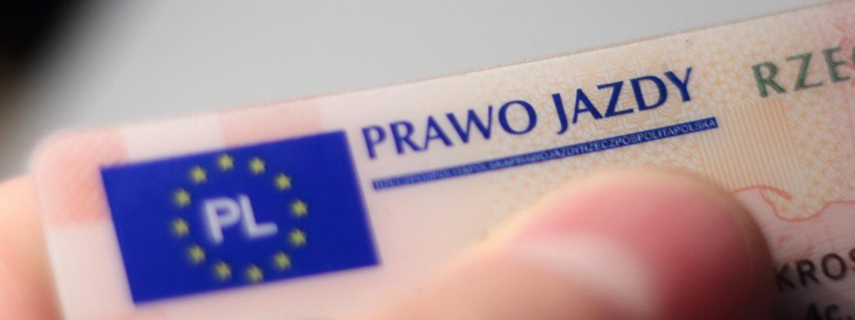 Водійські посвідчення в Польщі змінили. Що варто знати