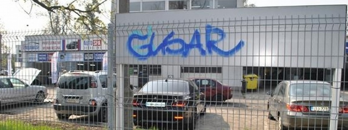 Украинец нарисовал граффити в Польше и теперь может сесть в тюрьму