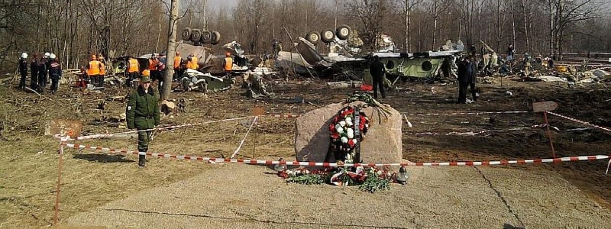 Польша получит доступ к обломкам Ту-154, разбившегося под Смоленском 8 лет назад
