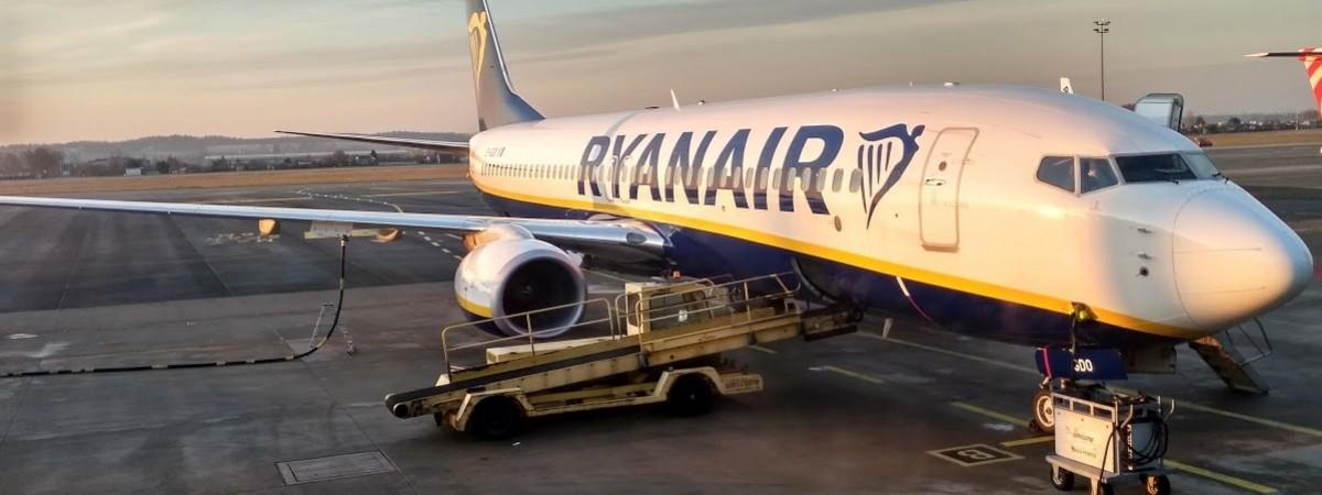 Ryanair не літатиме між Польщею та Україною щонайменше 2,5 місяці
