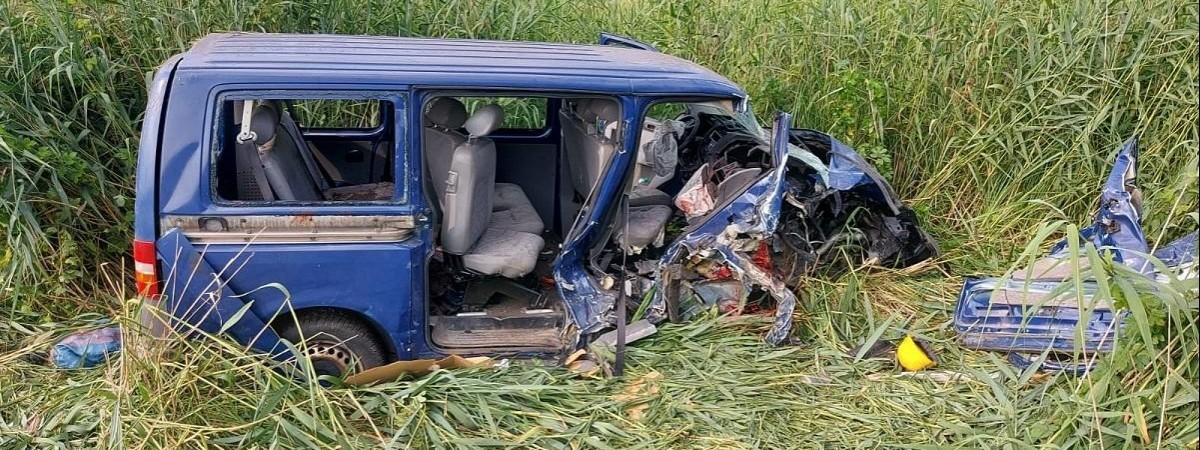 Жертва №2: помер ще один українець, постраждалий у ДТП буса в Лодзькому воєводстві