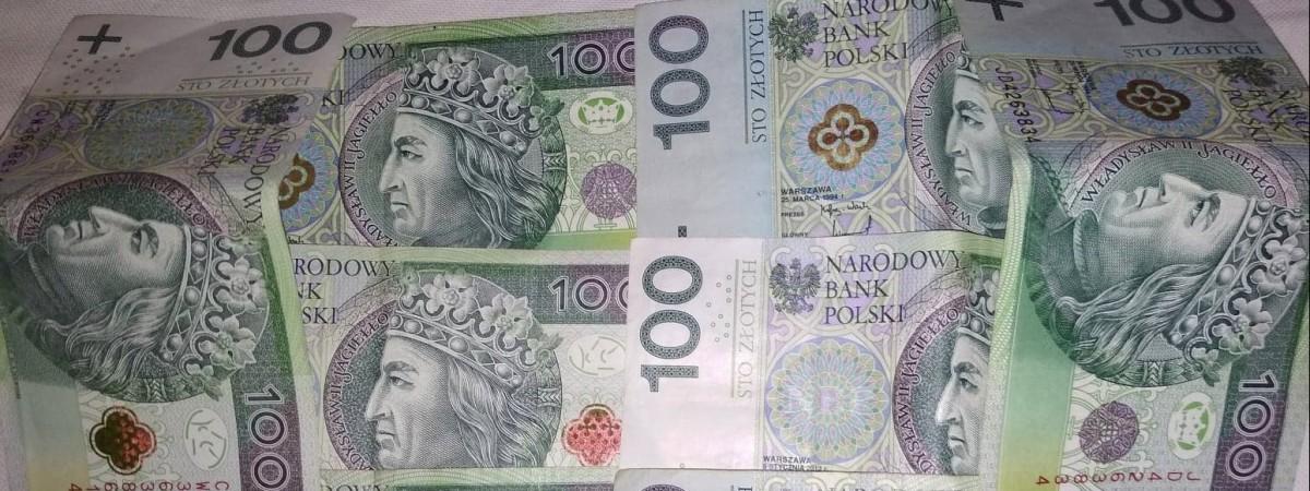 Українця зловили на спробі потайки провезти до Польщі 100 тис зл готівкою