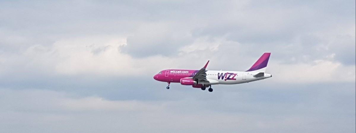 Лоукостер Wizz Air объявил скидки 20% на все рейсы из и в Польшу