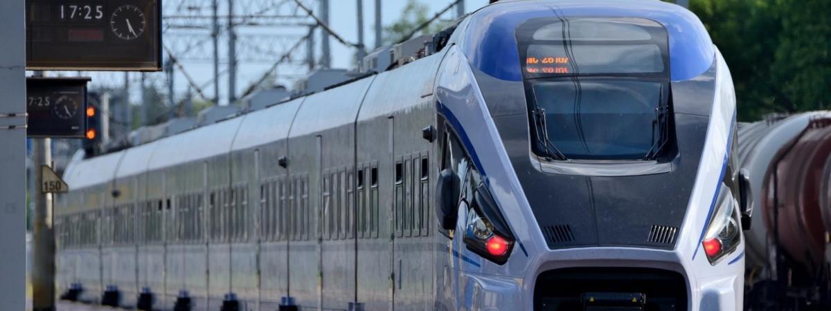 З розрахунком на українців: польська з/д компанія PKP Intercity запустить прямий поїзд з Перемишля до Берліна