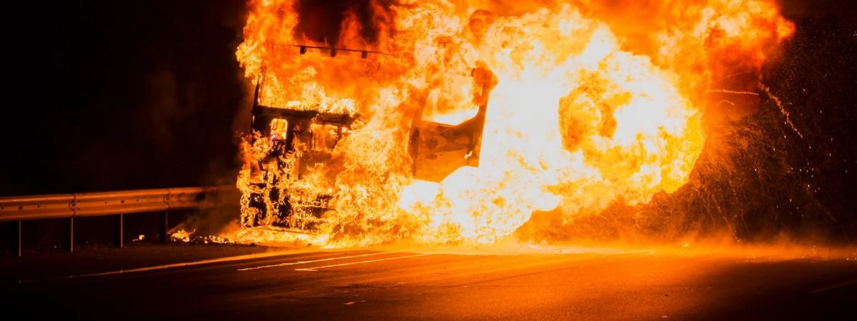 Взрыв польского автобуса во Львове - провокация, чтобы сорвать встречу президентов. МИД Украины и Польши опубликовали официальные заявления