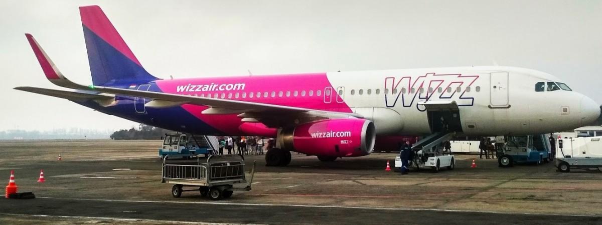 Wizz Air у червні відкриє два нових рейса до Польщі зі Львова