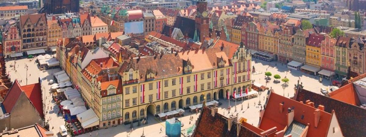 Вроцлав отримав звання European Best Destination 2018, чому варто туди поїхати?