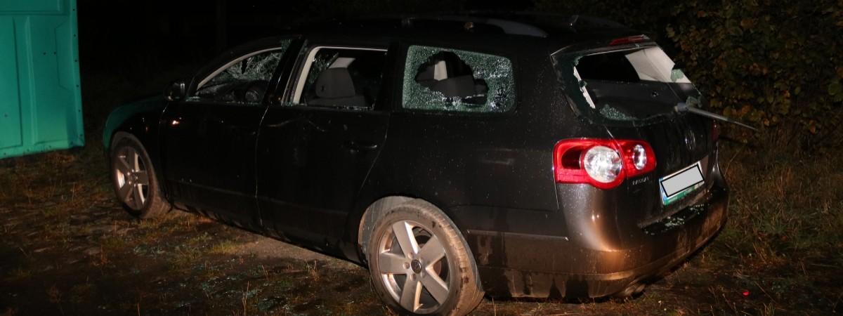 У Польщі українець жбурляв каміння в авто і поцілив на 12 тис зл