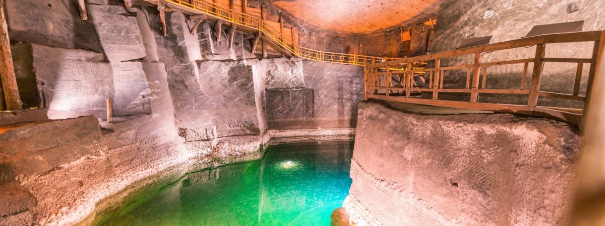 Найкрасивіші підземні туристичні траси Польщі