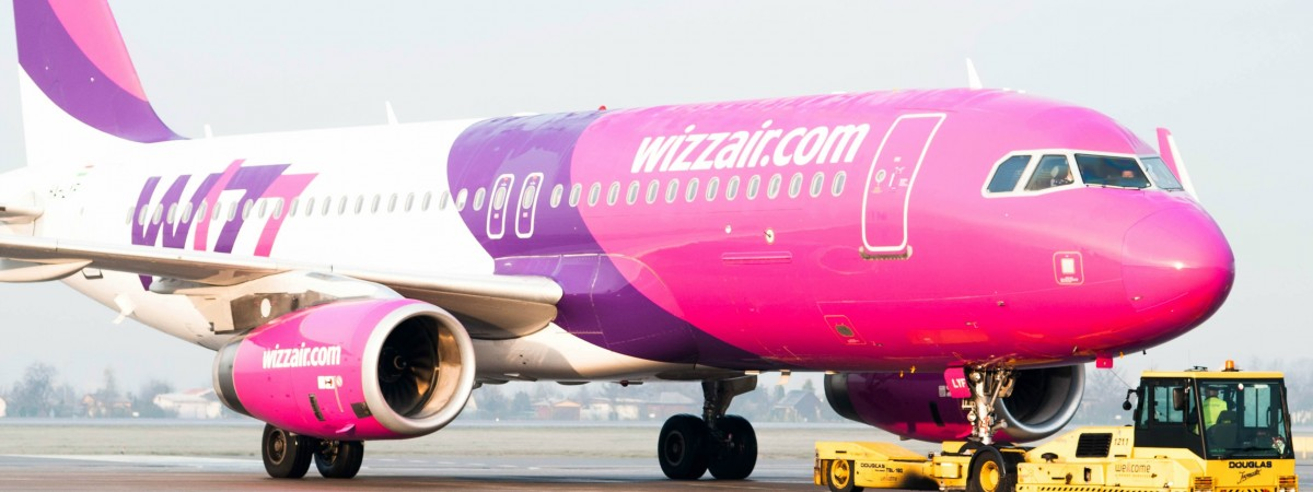 Передсвятковий розпродаж у Wizz Air  квитки з України в Польщу і навпаки  від 290 грн 92551885bdf48