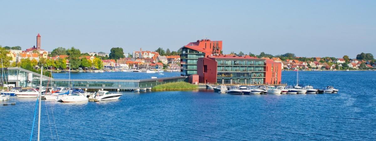 З Варшави до Мазур можна буде дістатися річковим транспортом
