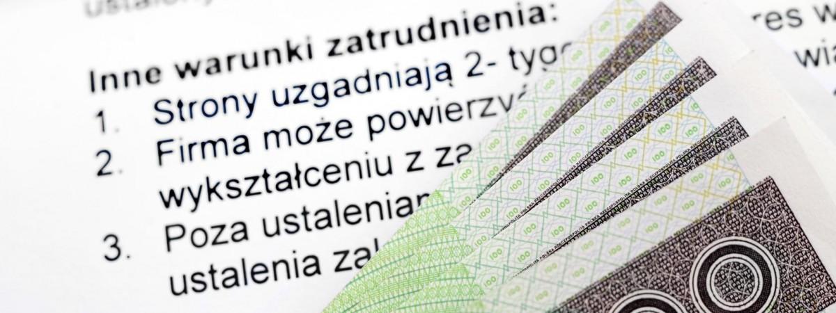 """Подписали """"умову злеценя"""" - готовьтесь отвечать всем своим имуществом. О самой распространенной форме трудоустройства в Польше"""