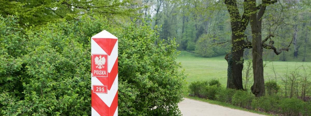 4 новых пункта пропуска построят на границе с Польшей