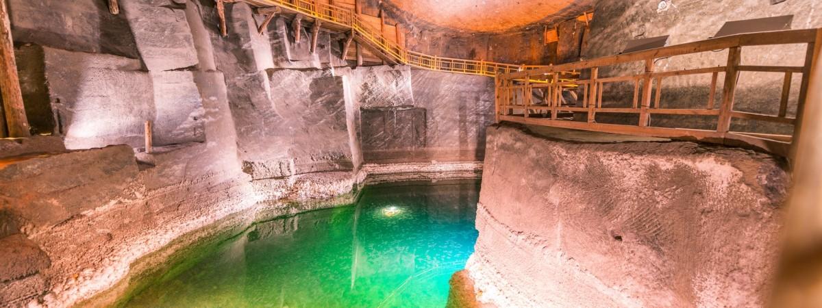 Самые красивые подземные туристические трассы Польши