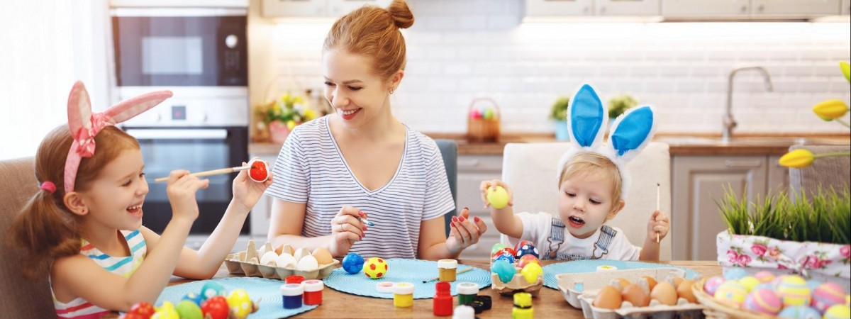 Польська мова й великодні традиції: вчимо з веселою мамою-блогеркою