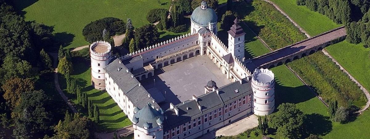 Сказочные дворцы и замки Польши: красота, проверенная веками
