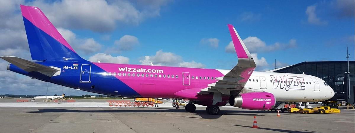 15 новых рейсов из Польши от Wizz Air. Куда полетит лоукостер?