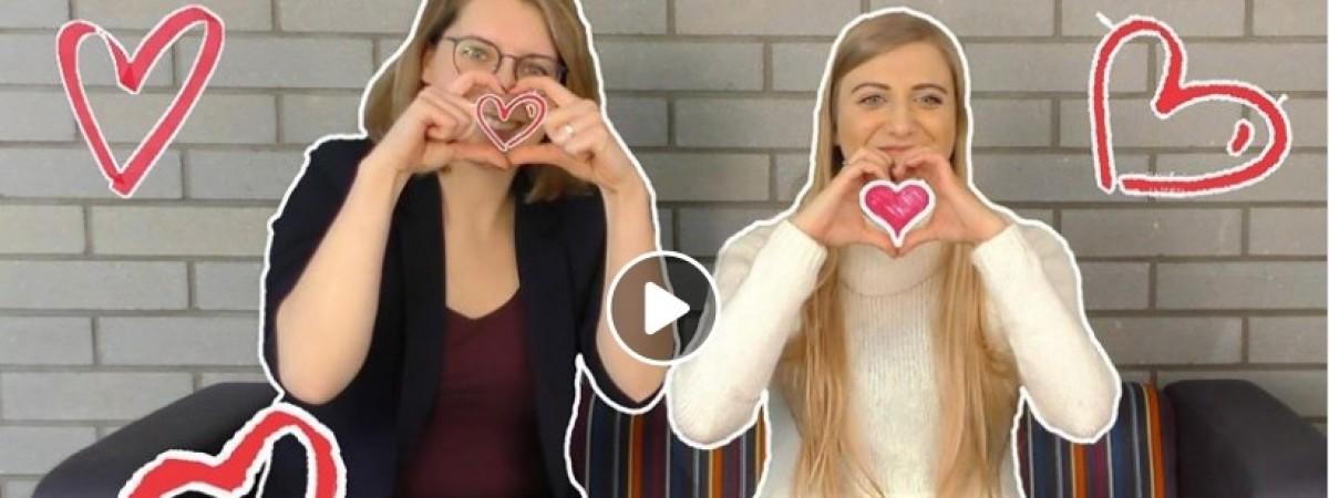 Польские девушки выбирают украинских парней и посвящают им стихи украинских поэтов (ВИДЕО)
