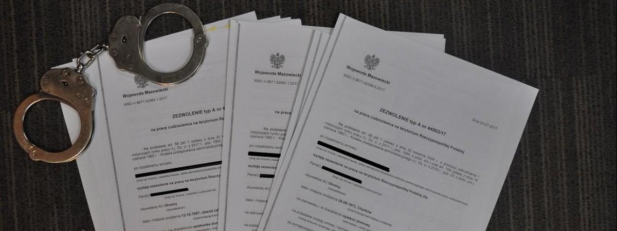 Афера з легалізацією іноземців у Західнопоморському: затримано посадову особу і бізнесвумен