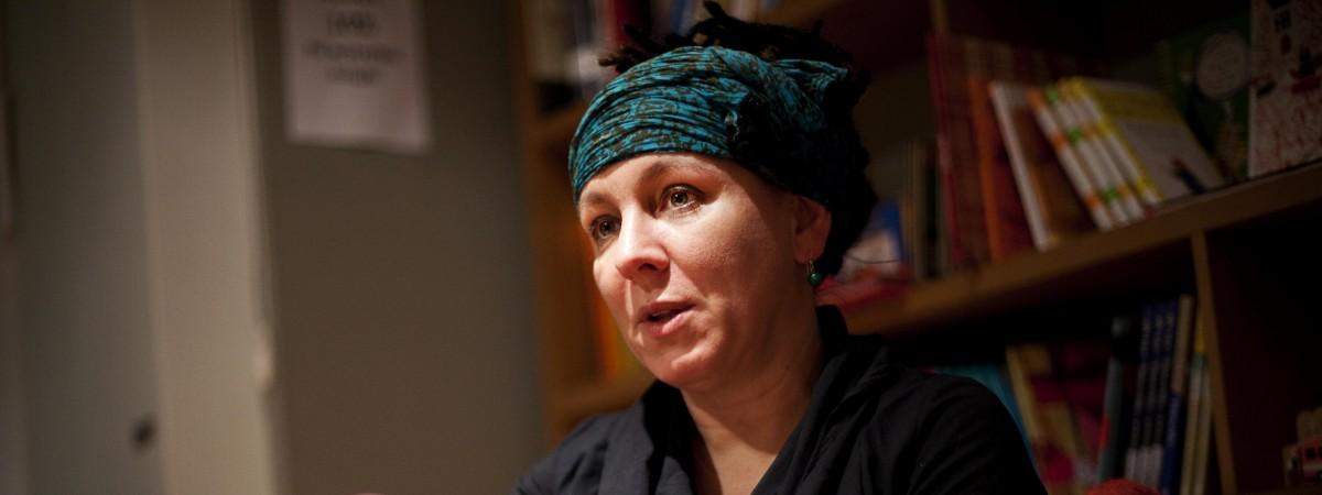 Полька українського походження Ольга Токарчук отримала престижну Букерівську премію