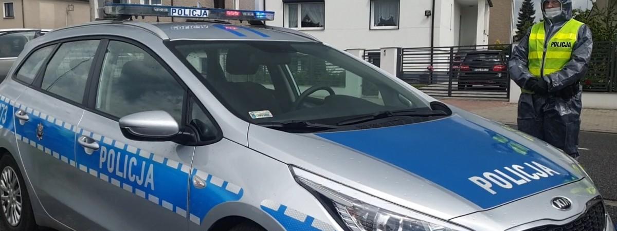 Українець попався в Польщі на спробі підкупити поліцейських за 1000 зл