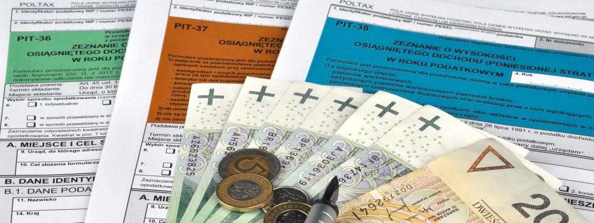 Подаватимете річний звіт PIT у Польщі? Пам'ятайте про 1% податку на благодійність