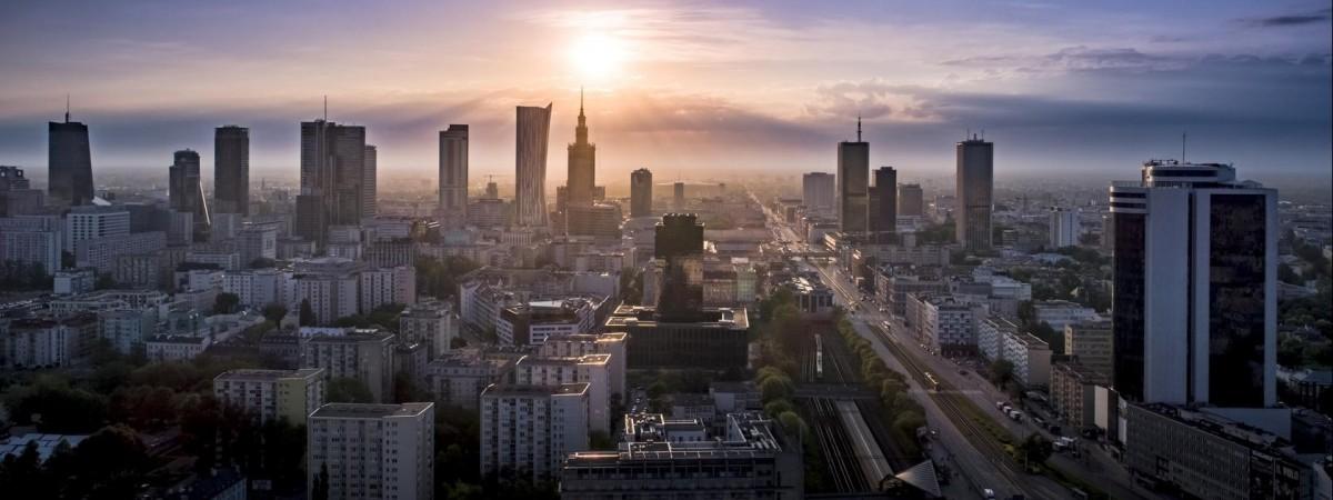 5 лучших торговых центров Варшавы