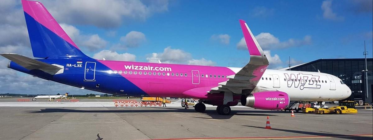 Авіарейси Wizz Air з Польщі до України та навпаки на весну-літо 2021