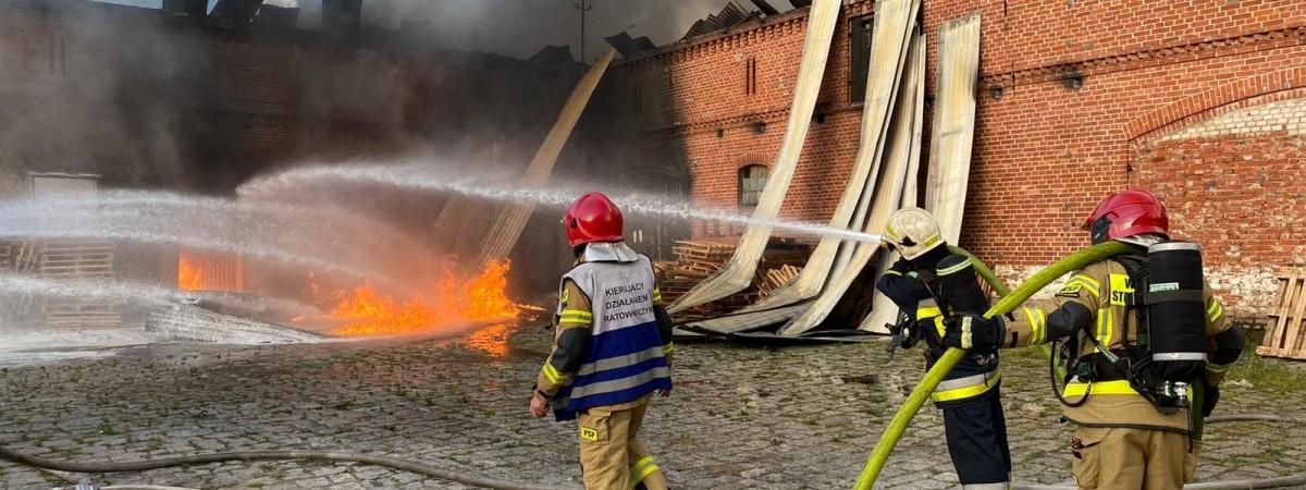У Польщі двоє селян врятували працівників з України  від загибелі на пожежі