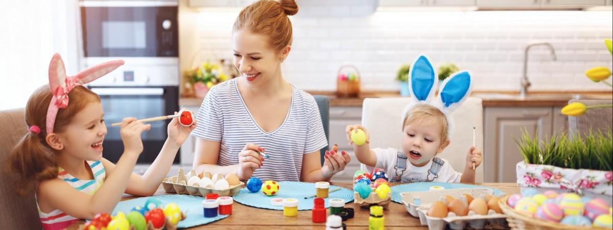 Польский язык и пасхальные традиции: учим с веселой мамой-блогером