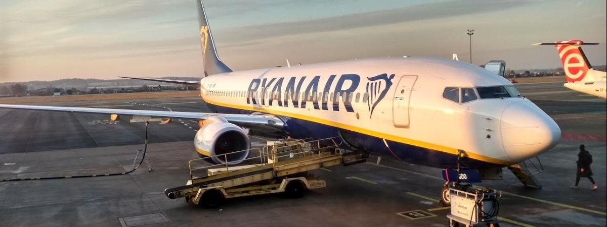 Ryanair скасував ледь не всі рейси між Польщею та Україною до березня 2021 року