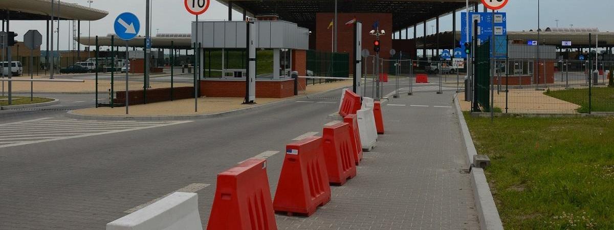 Новые правила контроля ввели в одном из пунктов пропуска на украино-польской границе