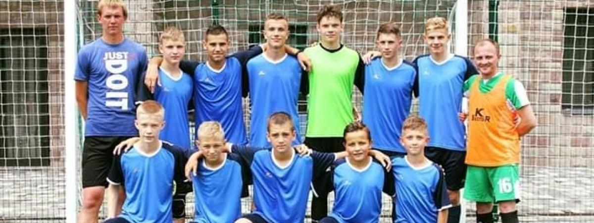 Украинцы стали в Польше чемпионами мира по футболу среди детей из детдомов
