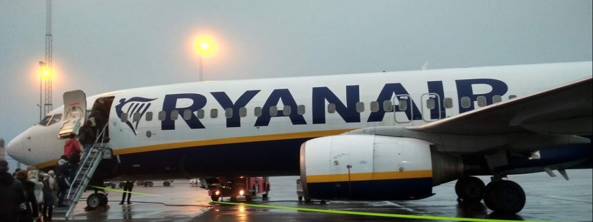 Акція Ryanair: є дешеві квитки з Польщі в України і назад на літо