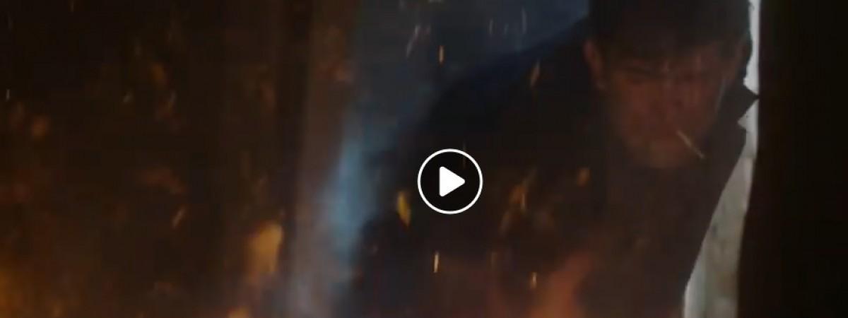 """З'явився трейлер до фільму """"Заборонений"""" про останні роки життя Василя Стуса (ВІДЕО)"""