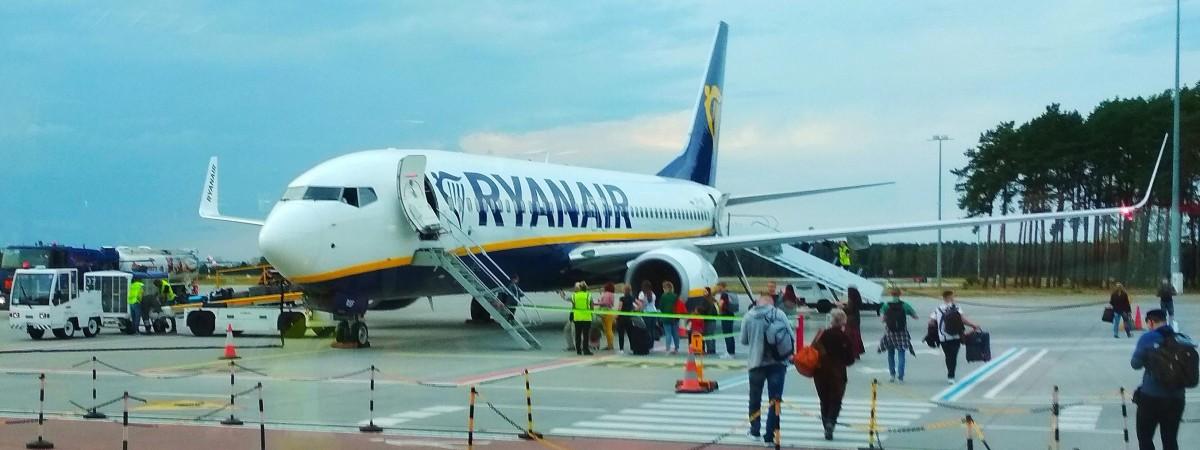 До кінця 2019 року Ryanair почне літати до Польщі ще з одного міста в Україні