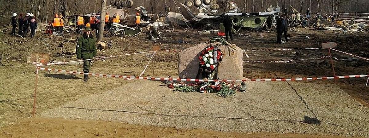 Польща отримає доступ до уламків Ту-154, що розбився під Смоленськом 8 років тому