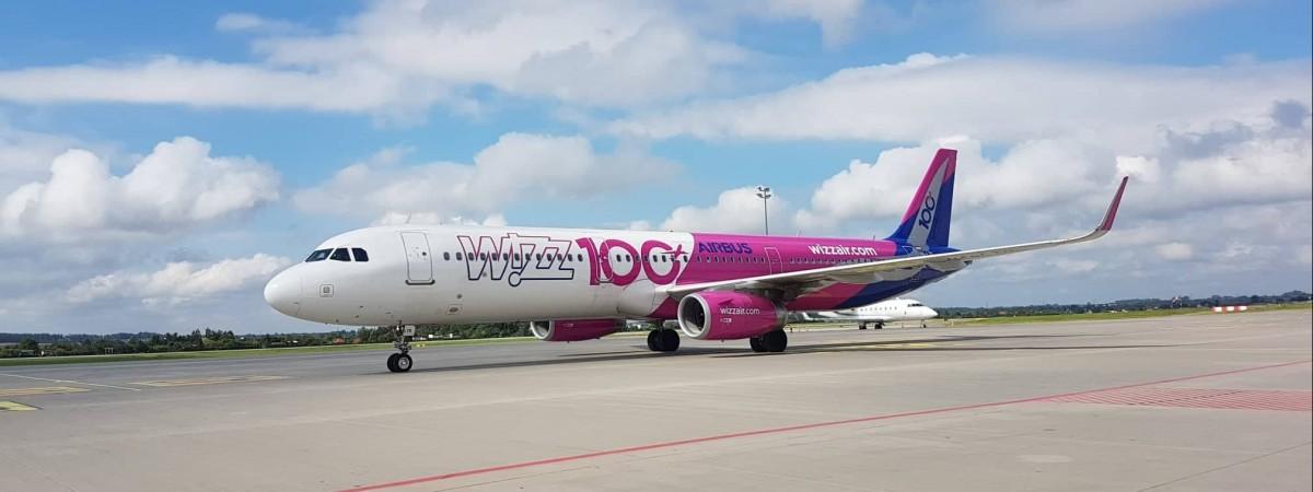 Wizz Air відкриває три нових сполучення з Одеси до Польщі