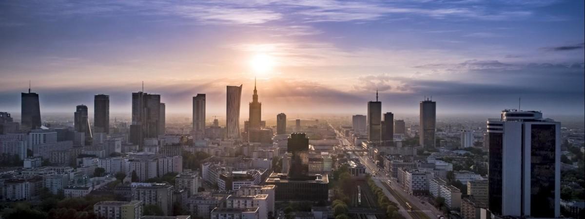 Легенди польських міст. Варшава