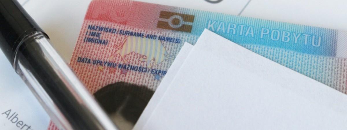 Изменился бланк заявления на разрешение на временное проживание в Польше
